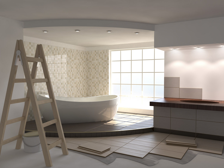 Toronto home additions custom bathroom additions for Adding bathroom to house