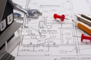 home bath addition plan